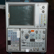 Tektronix Logic Analyzer And Scope