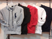 wholesale kids brand name POLO hoodies